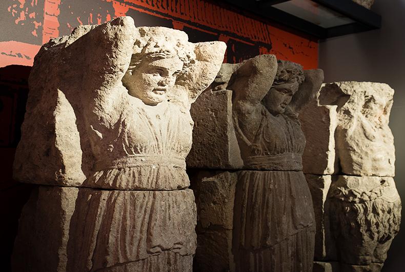 Visitare il museo Archeologico