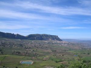 Panorama Monte Jato